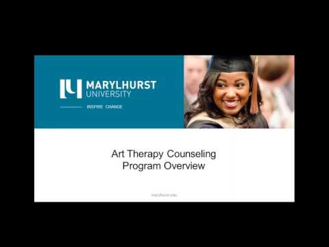 Webinar: Art Therapy Counseling  Online Information Session