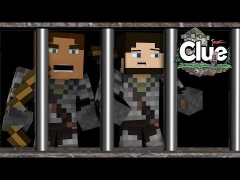 Minecraft Clue - Framed for MURDER!!! (Series Premiere)