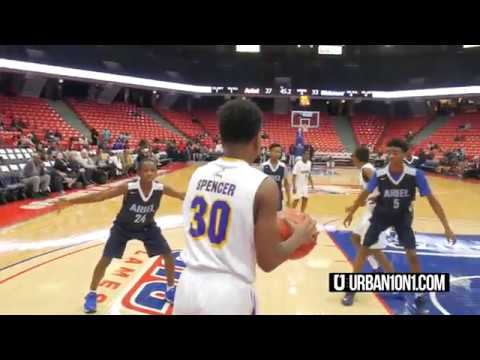 IL's Top-Two Ranked 8th Grades Play @ UIC (DePaul Commit Amari Bailey Vs Jaylen Drane)