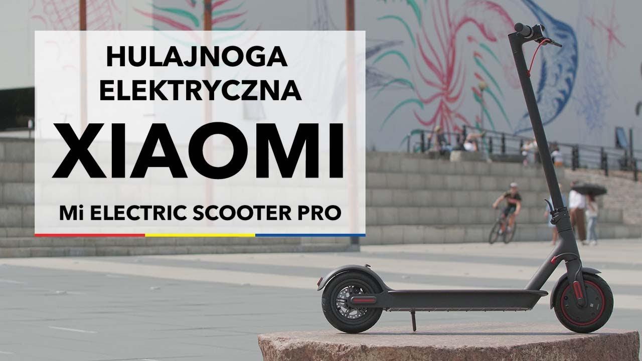 Hulajnoga elektryczna Xiaomi Mi Electric Scooter PRO - dane techniczne -  RTV EURO AGD