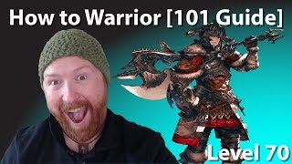 FFXIV How to Warrior 101 Tanking Guide