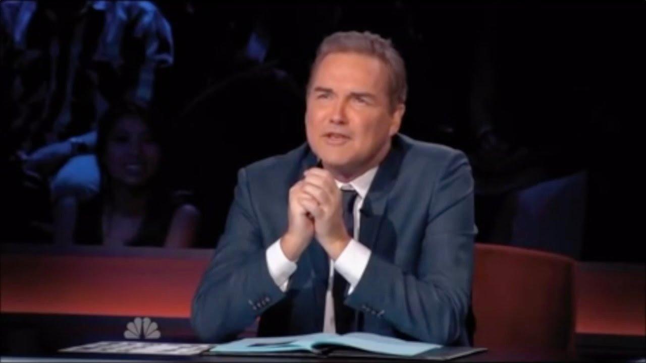 Download Norm MacDonald calls out anti-Christian comedian