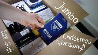 Jumbo Christmas Giveaway!!