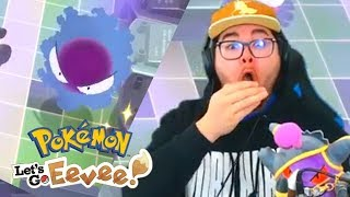 The *BEST* Shiny Reaction you'll EVER see! (Pokémon Let's GO)
