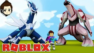 Roblox Indonesia Pokemon Brick Bronze-ANTHIAN CITY SAVED BY LEGENDARY POKEMON #14