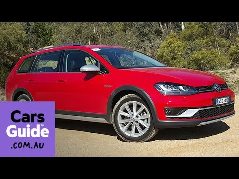 2015 Vw Golf Alltrack Review First Drive Youtube