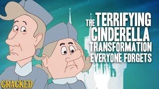 The Terrifying Cinderella Transformation Everyone Forgets - Disney Parody