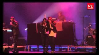 "X-MALEYA @ Olympia Montréal - Flash Njangui Tv ""Hola me"""
