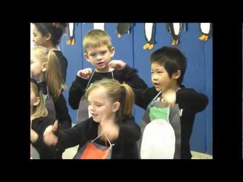 Xmas Music Concert Jackson Milton Elementary school