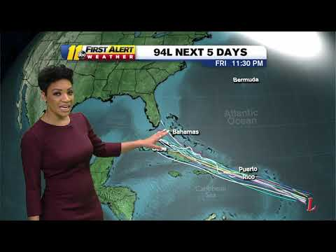 National Hurricane Center: NOAA tracks two tropical systems developing in the Atlantic