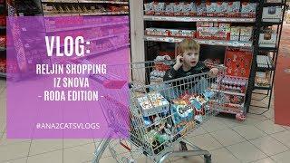 Trogodisnjakov shopping - Roda edition