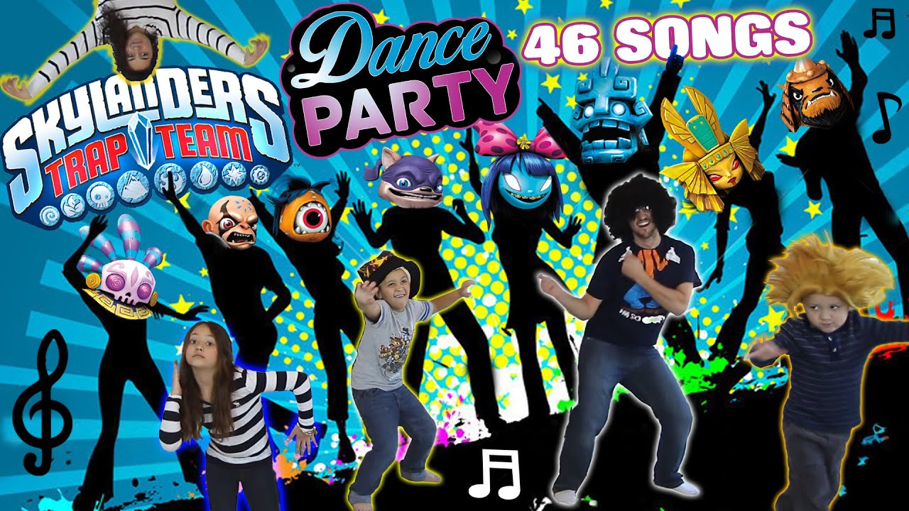 Dad kids have a dance party to 46 songs dancing 2 all for Classic house party songs