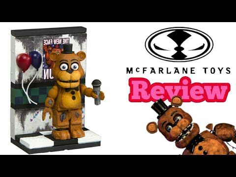 Mcfarlane Five Nights At Freddy S Withered Freddy With Party Wall Fnaf Withered golden freddy fnaf 2 (with head). withered freddy with party wall fnaf