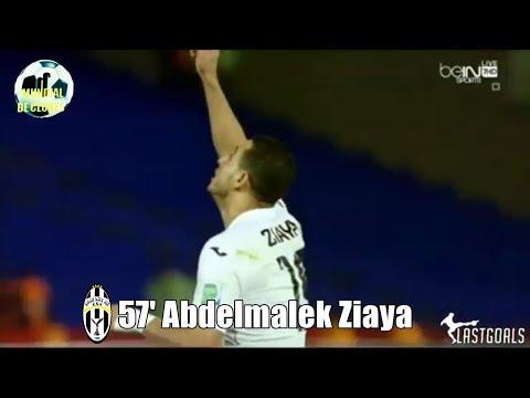 Gol Abdelmalek Ziaya - Es Sétif 2 Vs Western Sydney Wanderers FC 1 - Mundial de Clubes 2014