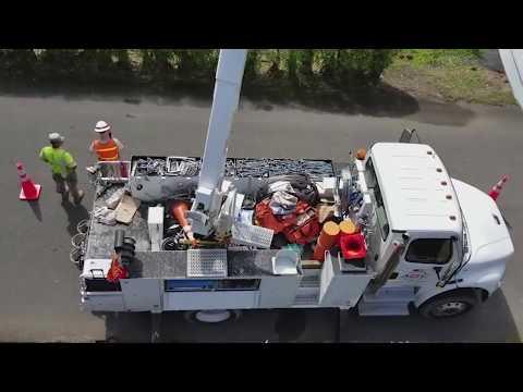 U.S. Army Engineers Restoring Power In Puerto Rico