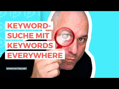 Keywordsuche mit Keyword Everywhere