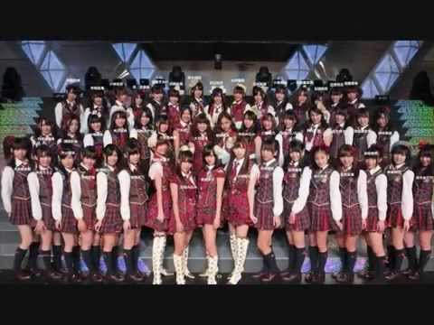 AKB48 x JKT48 - Heavy Rotation (Indonesia x Japan)