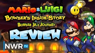Mario and Luigi: Bowser's Inside Story (3DS) Review (Video Game Video Review)
