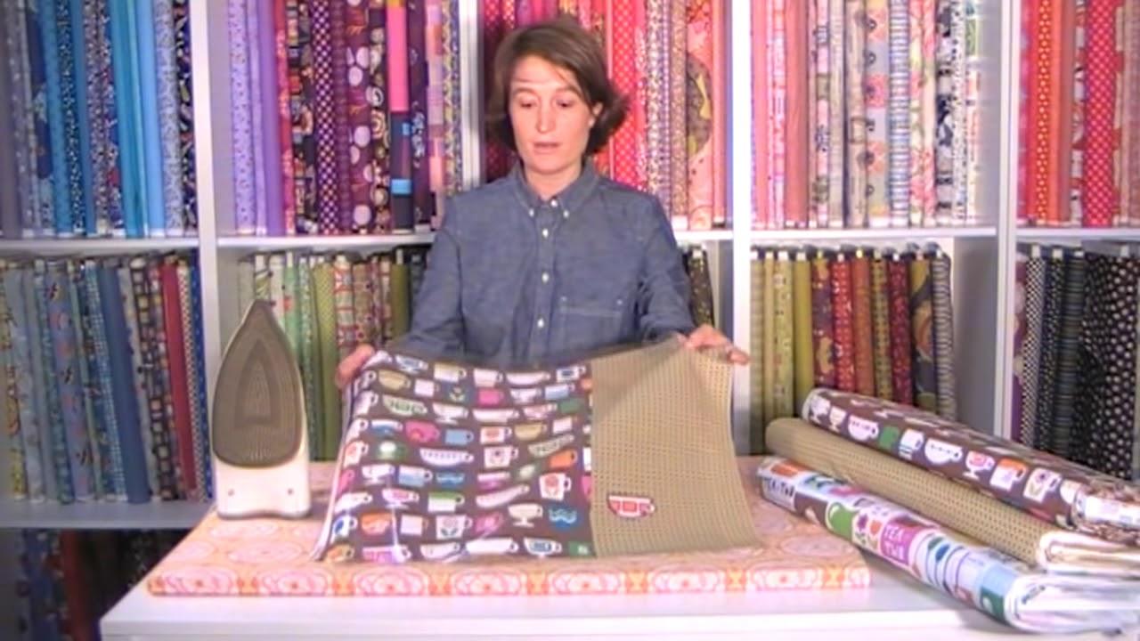 Tutorial para plastificar telas y hacer un mantel individual de jan et jul youtube - Ideas para hacer manteles ...