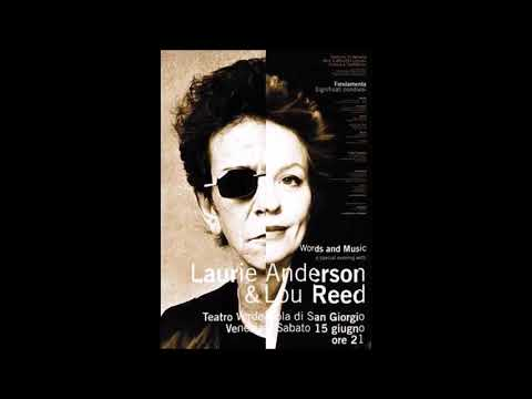 Lou Reed & Laurie Anderson live (3 songs)