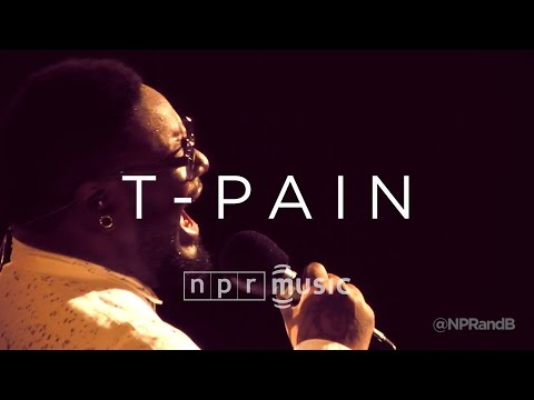 T-Pain Full Concert | NPR MUSIC FRONT ROW