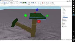 How to make a good tree on Roblox! | Roblox Studio