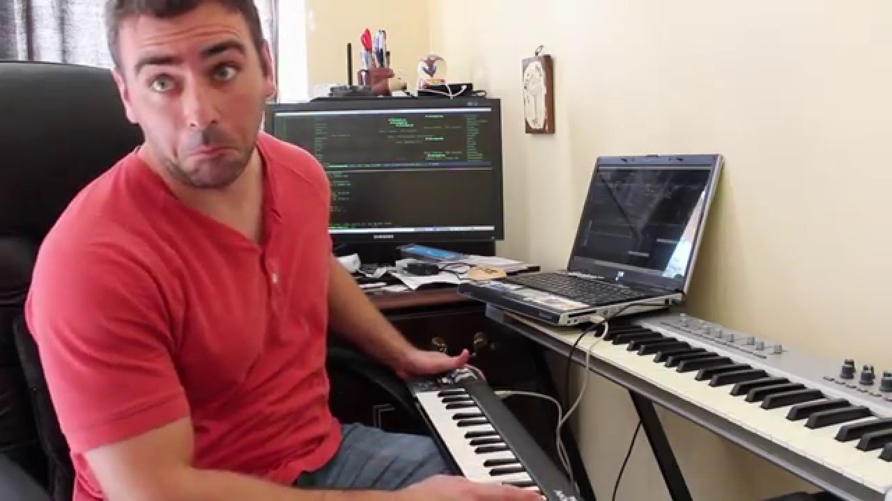 midiplus akm320 midi controller on linux with lmms part 2 youtube. Black Bedroom Furniture Sets. Home Design Ideas