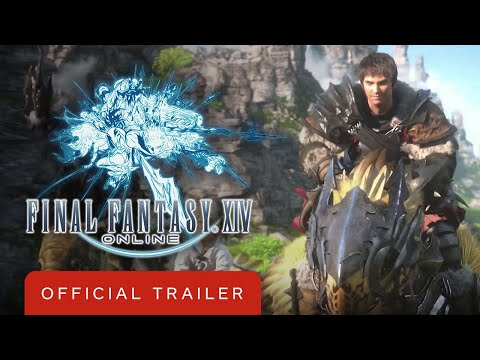 Final Fantasy 14 - Official PS5 Version Overview Trailer