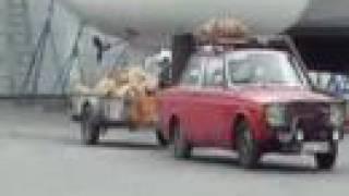 Wood Gas Car Start