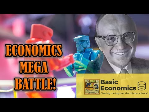 Milton Friedman - Why Economists Disagree