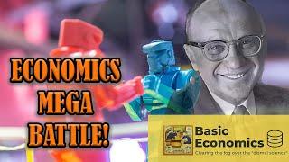 Milton Friedman Why Economists Disagree