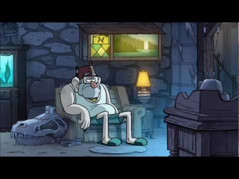 """Gravity Falls - Stan watches """"The Duchess Approves"""""""