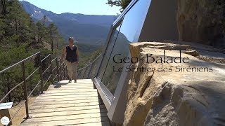 Balade Géologique - Castellane - Sentier des Siréniens
