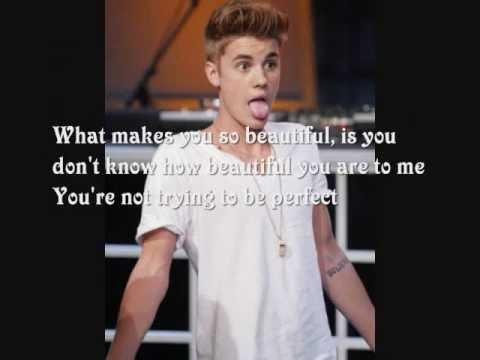Beautiful -Carly Rae Jepsen ft.Justin Bieber lyrics