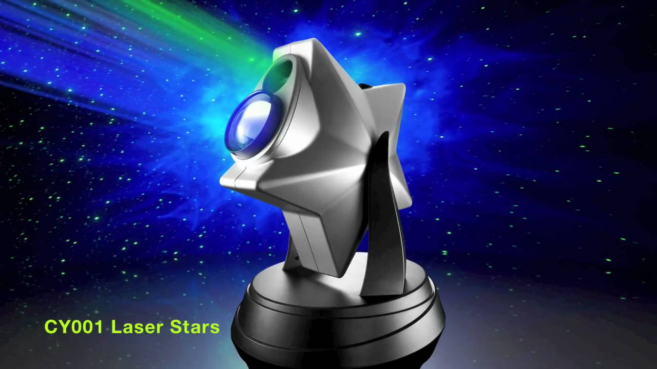 Laser Stars Video Youtube