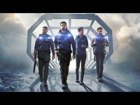 The Expanse Season 4 - Official Trailer (rus, AlexFilm)