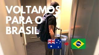 WE CAME BACK TO BRAZIL!!