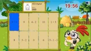 Game | ViOlympic toán Sắp xếp | ViOlympic toan Sap xep