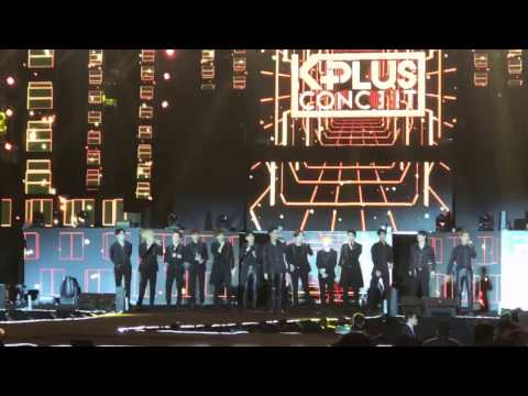 [full fancam] SEVENTEEN performance in MBC K-PLUS concert 26/03/2017