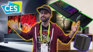 Awesome Tech Highlights From CES 2019! (Razer, LG, Samsung)