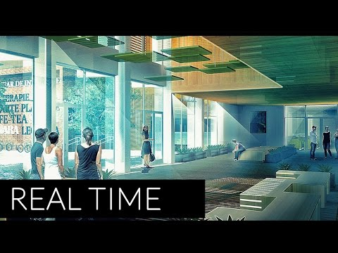 Architecture Visualization Render | Photoshop Post Production 9