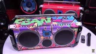 Bumpboxx Flare 8 - My New Favorite Boombox