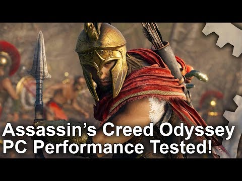 Assassin's Creed Odyssey PC: What Does It Take To Run At 1080p60?