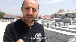 видео Плиты из гранита — лучший выбор для отделки