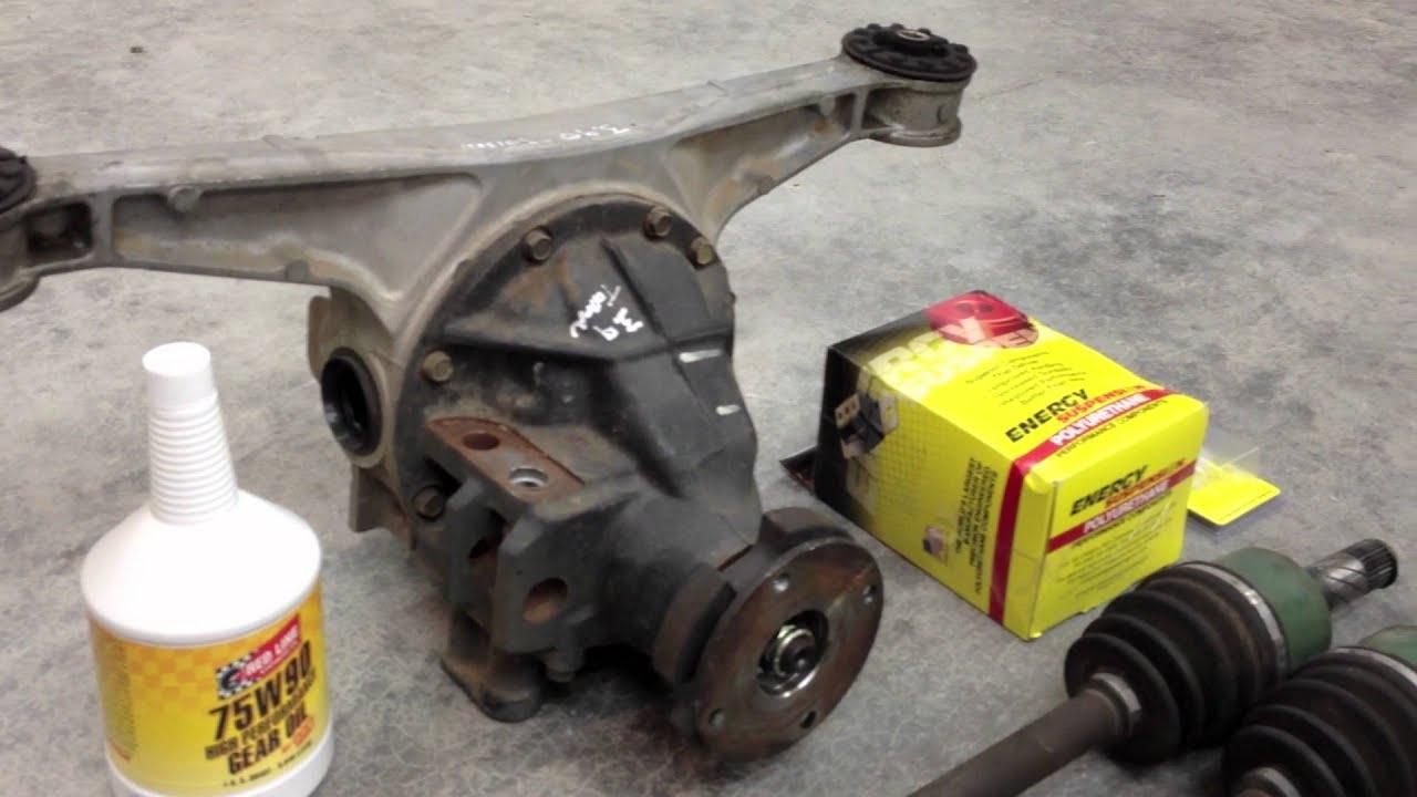 Miata Torsen Diff >> Turbo Miata Differential Upgrade Part One
