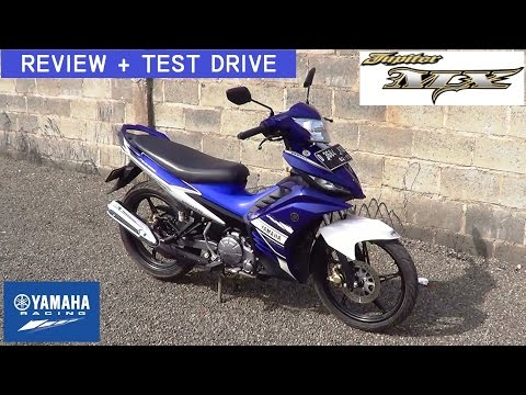 Yamaha New Jupiter MX: Review + Test Drive