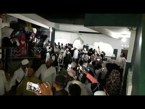Kedatangan habib bahar bin ali bin smith part 2 - Tabligh akbar Di Maqam Syeh Waliyudin - Bencongan