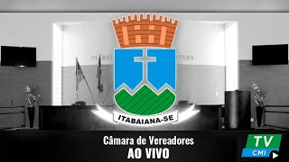 Sessão Ordinária do dia 19/03/2020 da Câmara de Vereadores de Itabaiana-SE