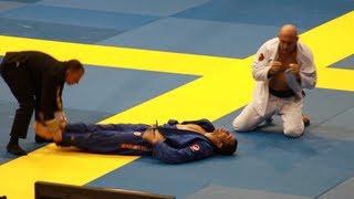 Roberto Godoi apaga Eduardo Telles na final do Absoluto no Pan 2013