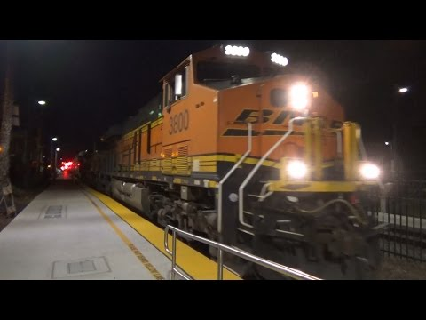 Railfaning Oceanside and Carlsbad Stations on 5/5/17 | two CSX units, NPCU 90208, Coaster, and MORE